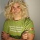 """Diese Perücke gibts im Haar-M. zwar auch; vielmehr mache ich aber hier via T-Shirt Werbung für die pro specie rara,einer Stiftung welche bemüht ist, die äusserst wichtige, kulturhistorische und genetische Vielfalt von Tieren und Pflanzen in der Schweiz aufrecht zu erhalten. Was ist nun ein """"blonder Herkules""""?-Viel Spass beim erkunden:-) ! Bart und Schnauz kosten CHF: 77.- die Perücke    Alter Preis CHF: 84.00   Preis CHF: 78.00"""